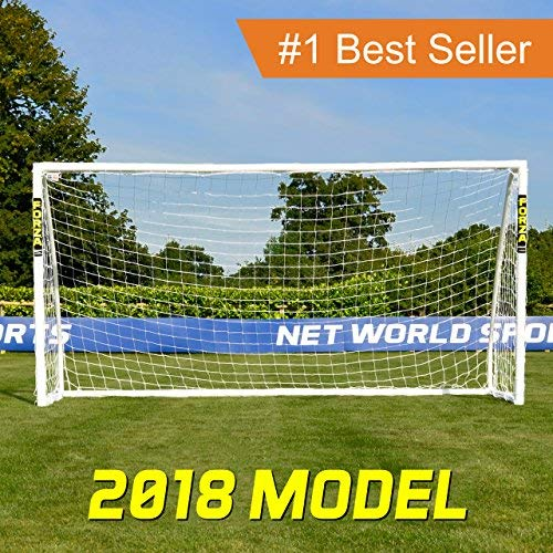 4b94d954d Choose your size: our wide range of soccer goals are available in selection  in 5 sizes, from 3m x 2m to 12ft x 6ft. These pvc backyard goals form part  of ...