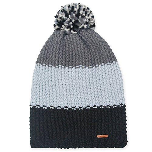 9edacf66c133a LETHMIK Winter Long Slouchy Beanie Unique Mix Knit Ski Cap Hat ...