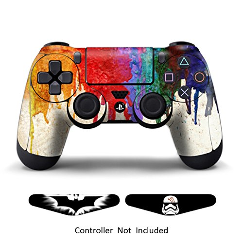Faceplates, Decals & Stickers Video Games & Consoles Pes 2018 1 Sticker Console Decal Playstation 4 Controller Vinyl Ps4 Skin Less Expensive
